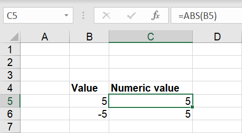 Excel Itseisarvo